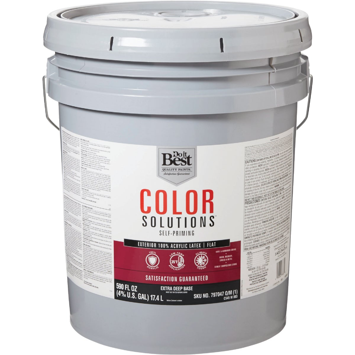 EXT FLT EX DEEP BS PAINT - CS45W0803-20 by Do it Best
