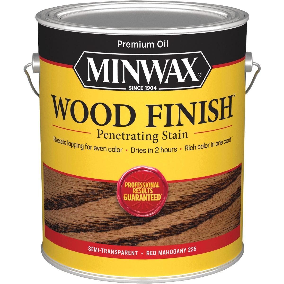 RED MAHOGANY WOOD STAIN - 71007 by Minwax Company