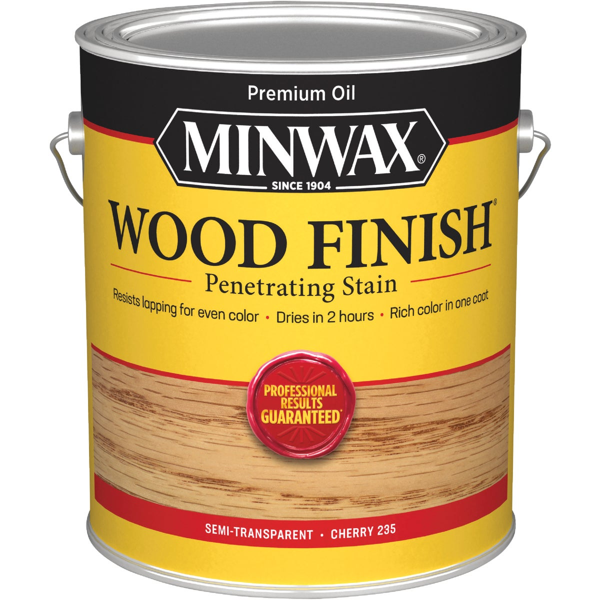 CHERRY WOOD STAIN - 71009 by Minwax Company