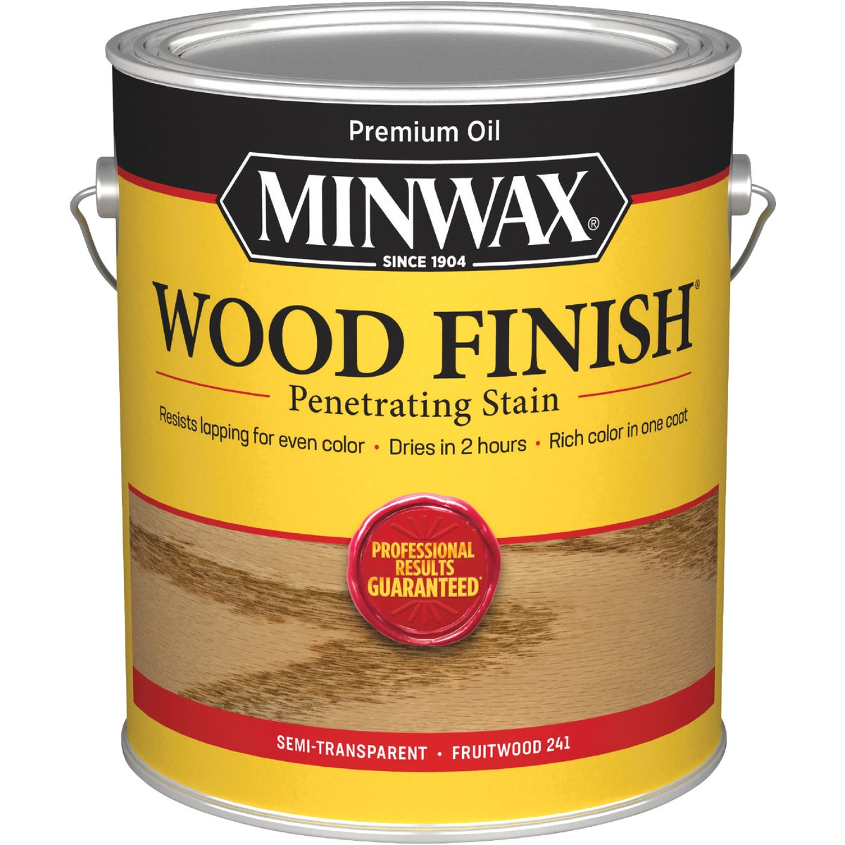 FRUITWOOD WOOD STAIN - 71010 by Minwax Company
