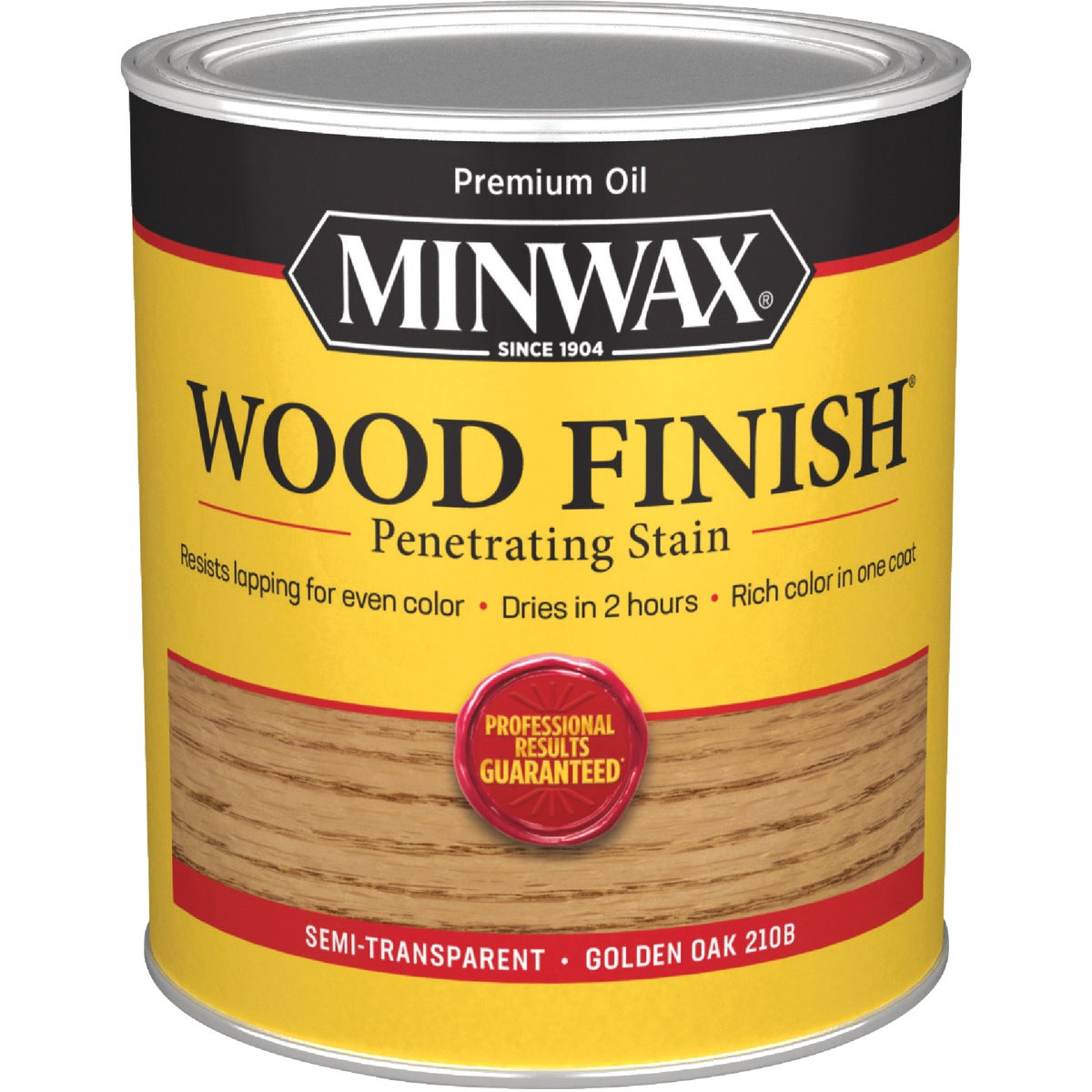 GOLDEN OAK WOOD STAIN - 70001 by Minwax Company
