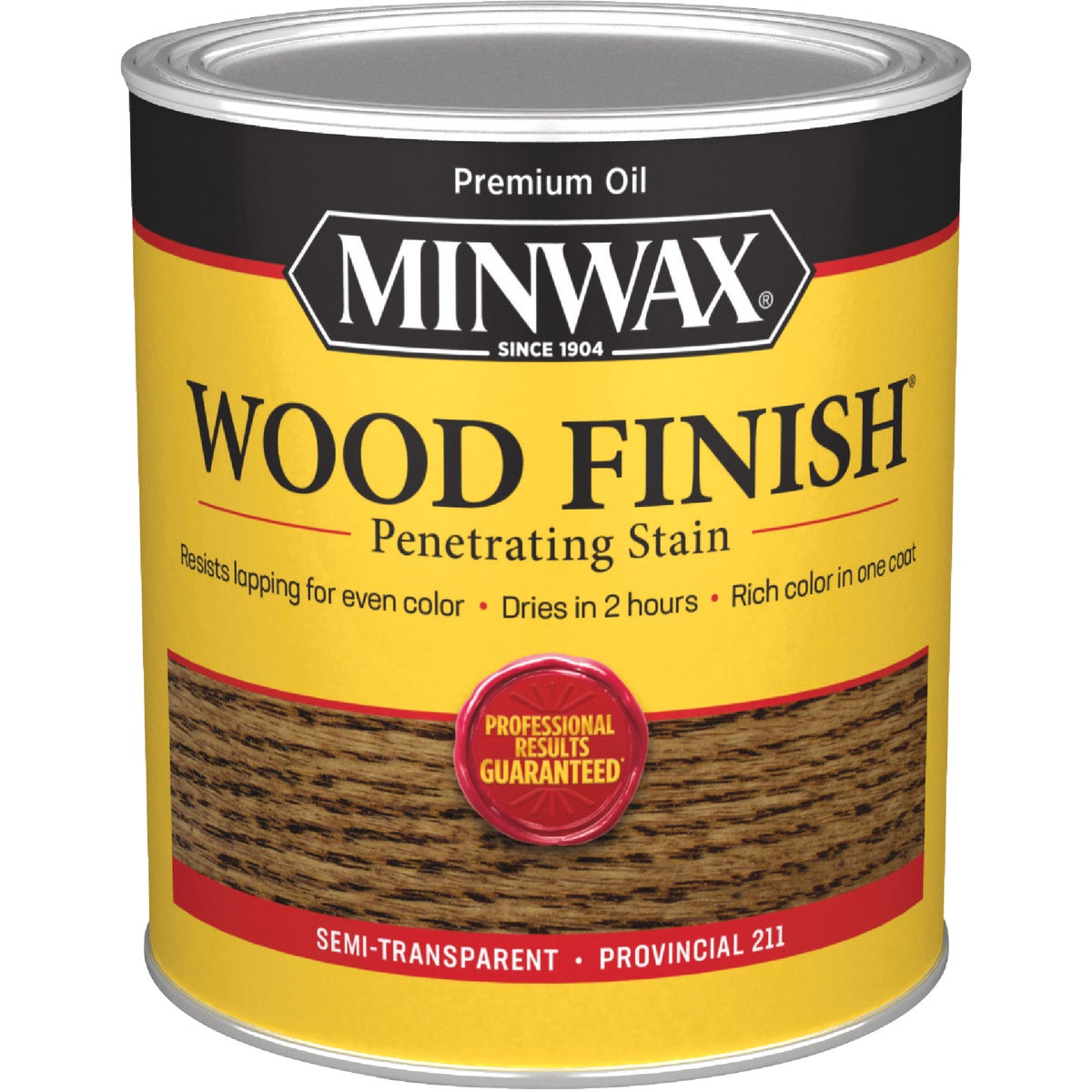 PROVINCIAL WOOD STAIN - 70002 by Minwax Company