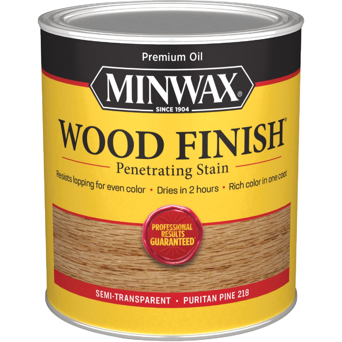 PURITAN PINE WOOD STAIN - 70003 by Minwax Company