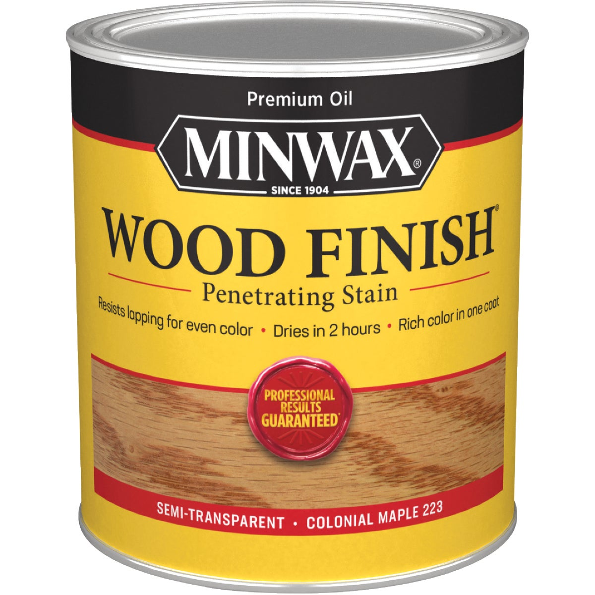COLNL MAPLE WOOD STAIN - 70005 by Minwax Company