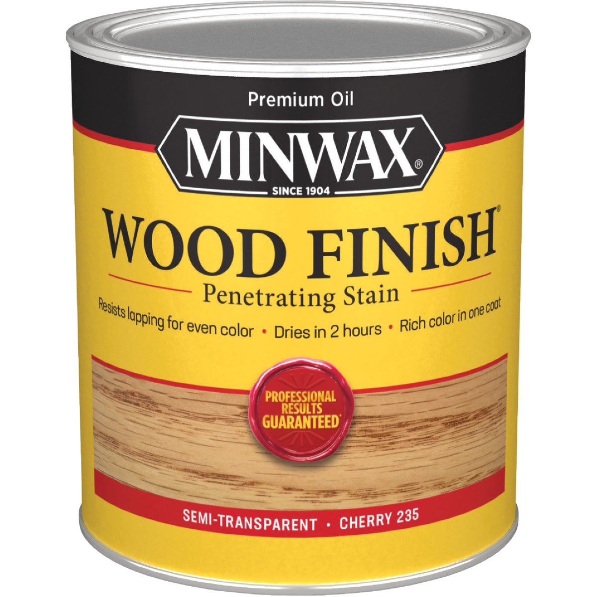 CHERRY WOOD STAIN - 70009 by Minwax Company