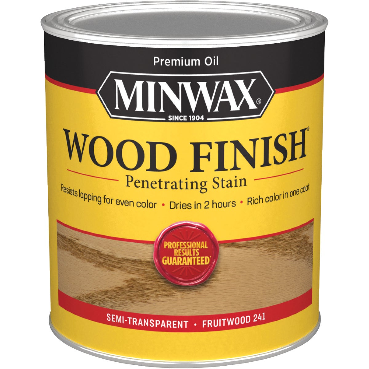 FRUITWOOD WOOD STAIN - 70010 by Minwax Company