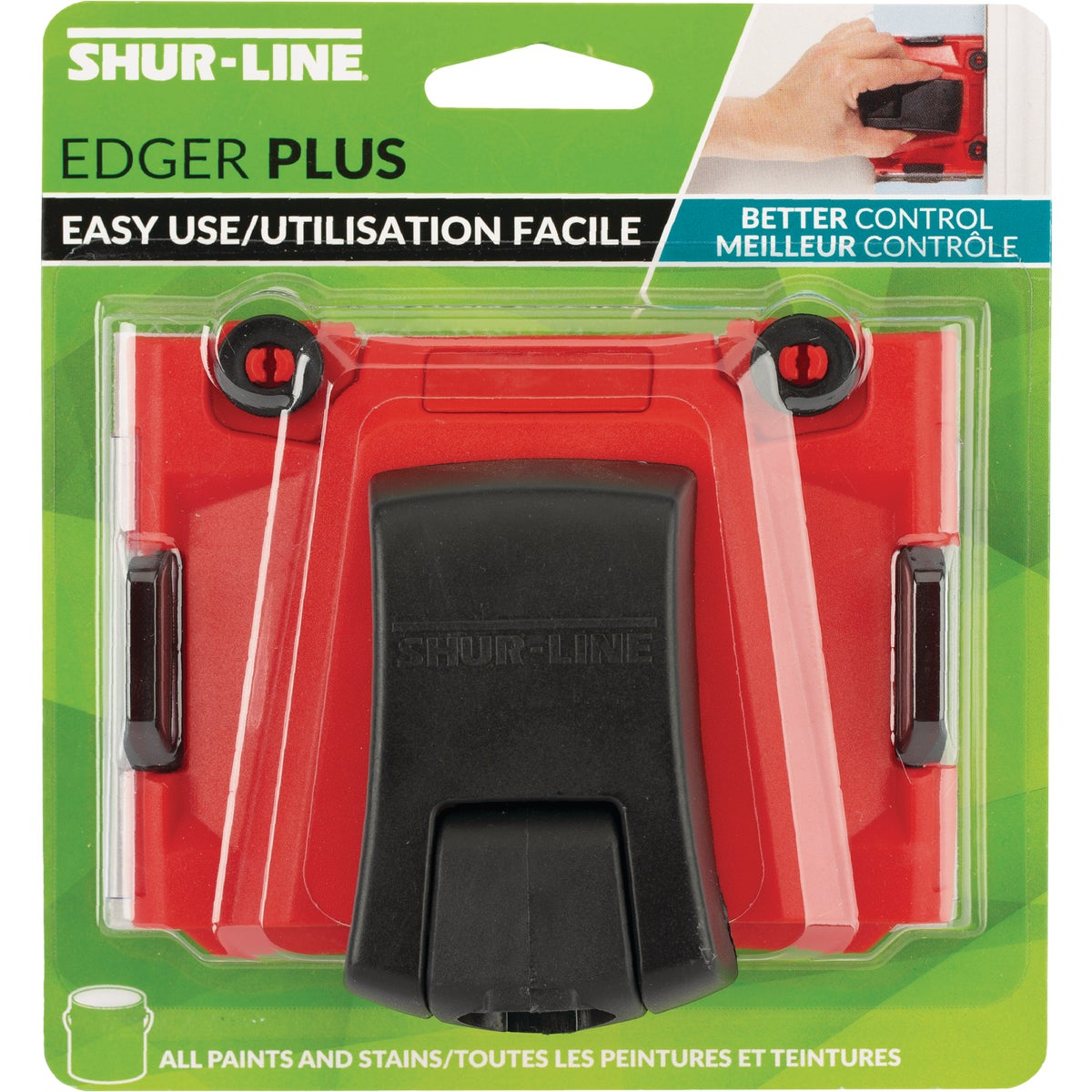 CEILING/TRIM PAINT EDGER - 00500 by Shur Line