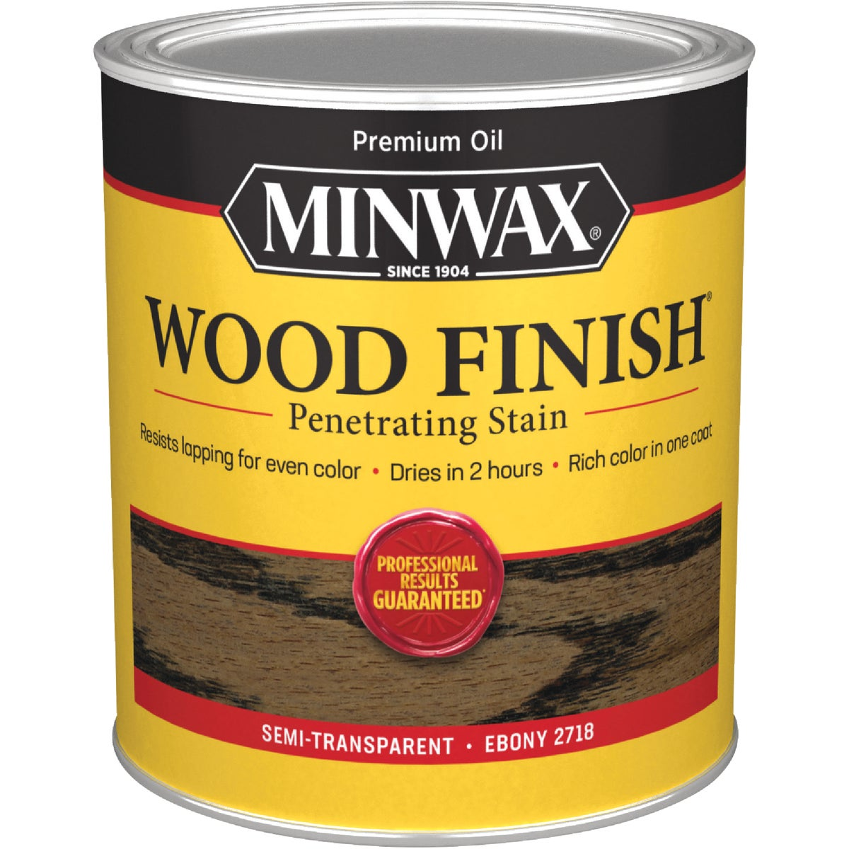 EBONY WOOD STAIN
