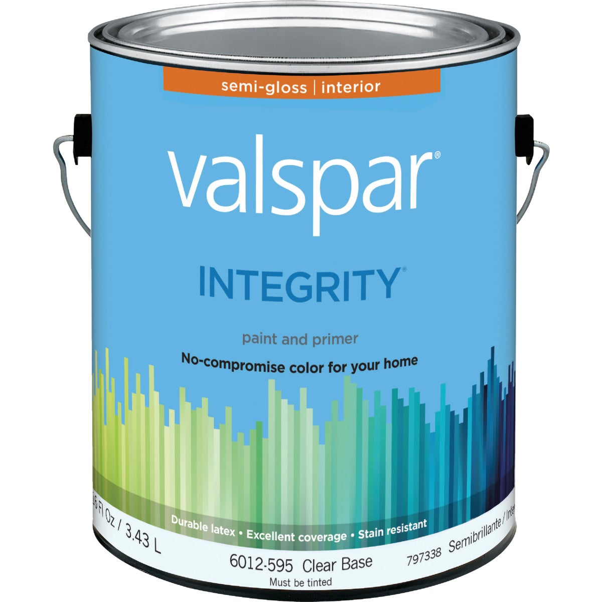 INT S/G CLEAR BS PAINT - 004.6012595.007 by Valspar Corp