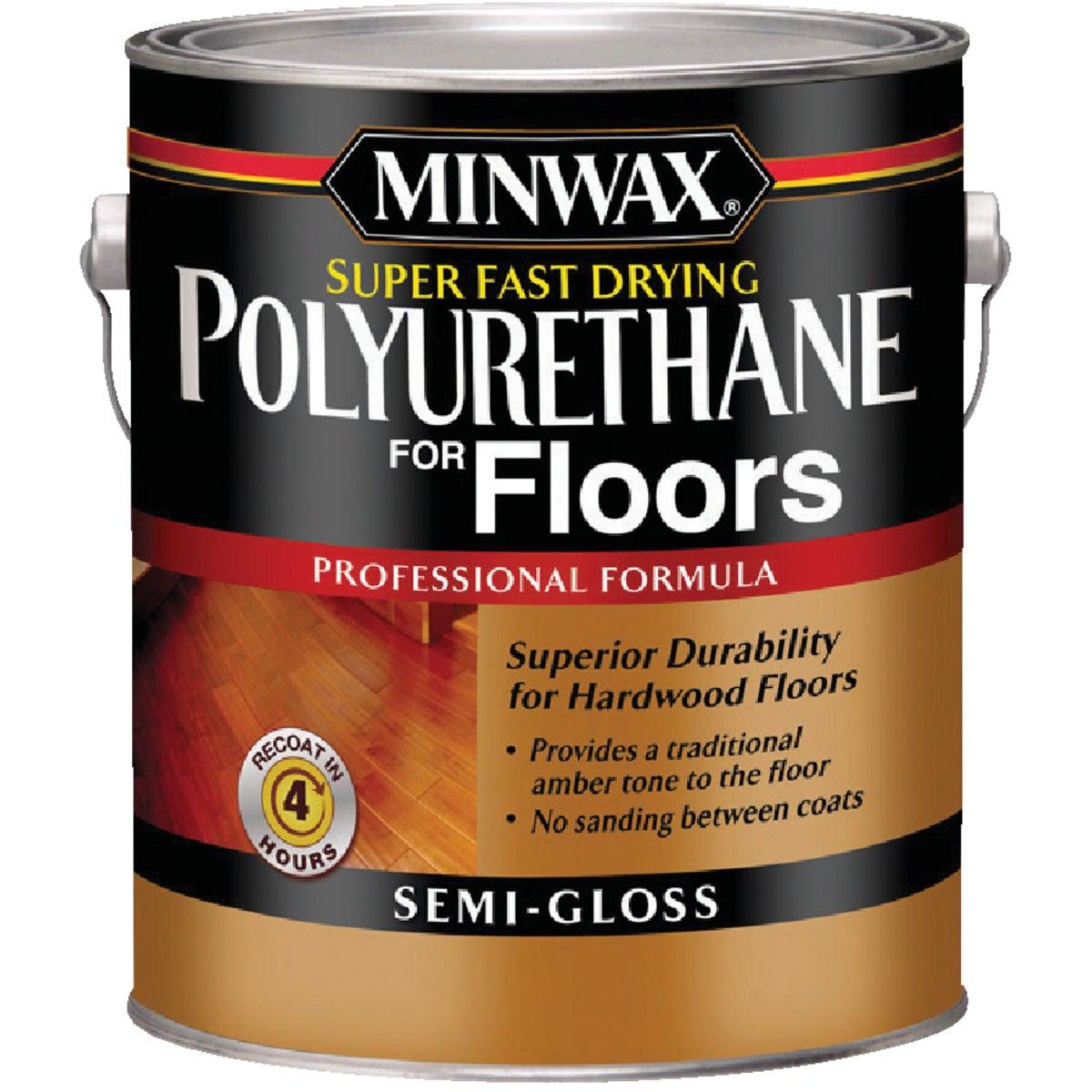 S/G FLOOR POLYURETHANE - 13021 by Minwax Company