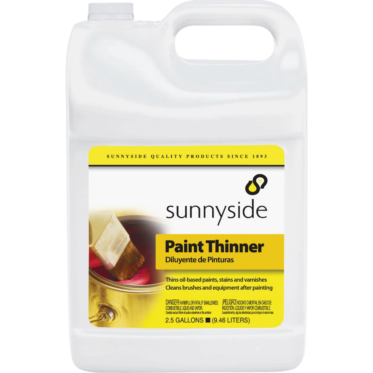 2.5GAL PAINT THINNER