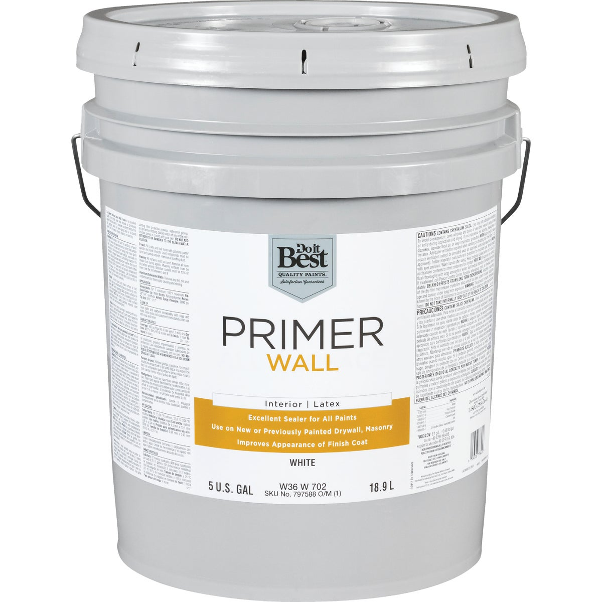 INT LATEX WALL PRIMER - W36W00702-20 by Do it Best