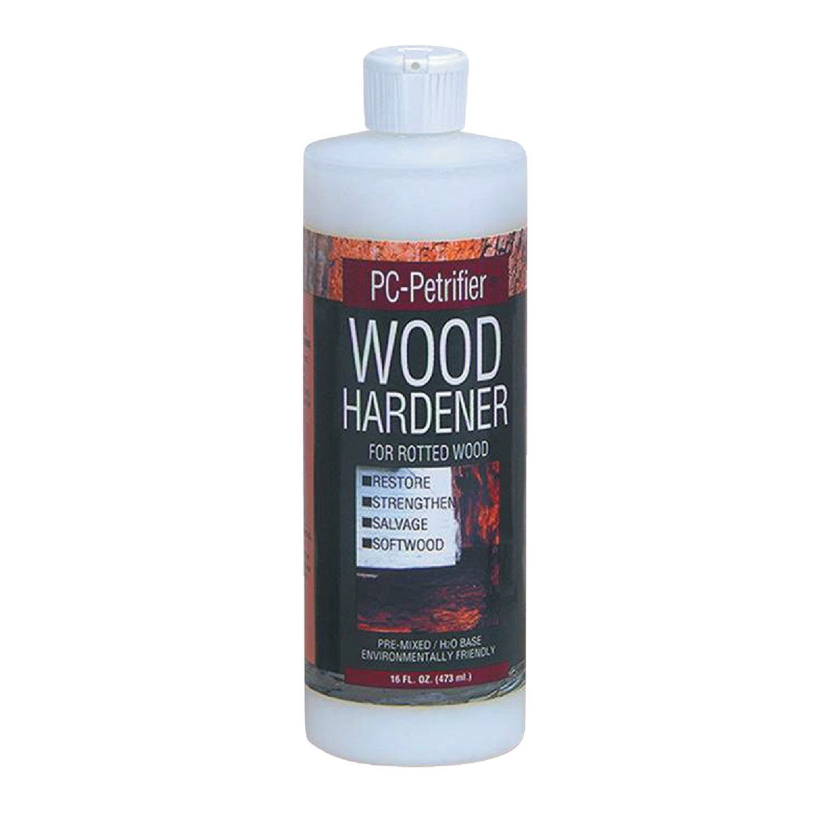 16OZ WOOD HARDENER - 16444 by Protective Coating