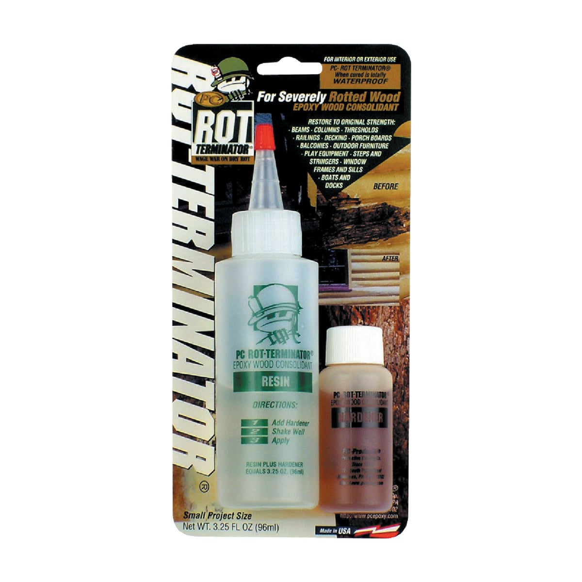 3.25OZ PC-ROT TERMINATOR - 35061 by Protective Coating