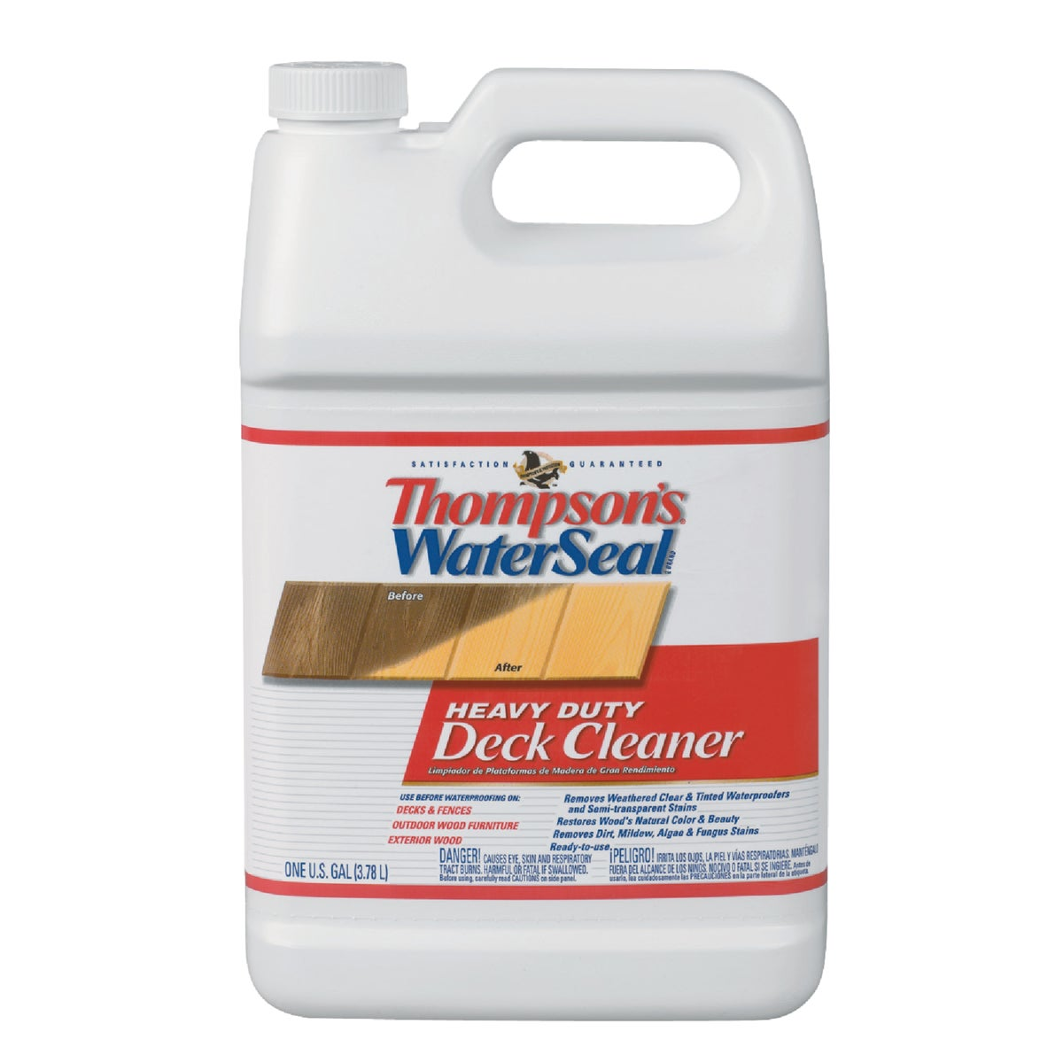 HEAVY DUTY DECK CLEANER - 87701 by Thompsons