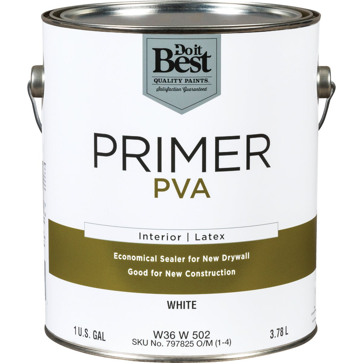 INT WHT LATEX PVA PRIMER - W36W00502-16 by Do it Best