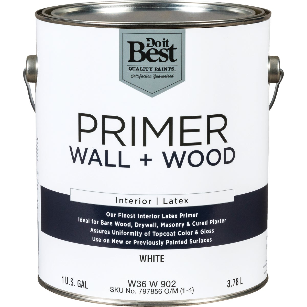 INT LTX WALL/WOOD PRIMER - W36W00902-16 by Do it Best