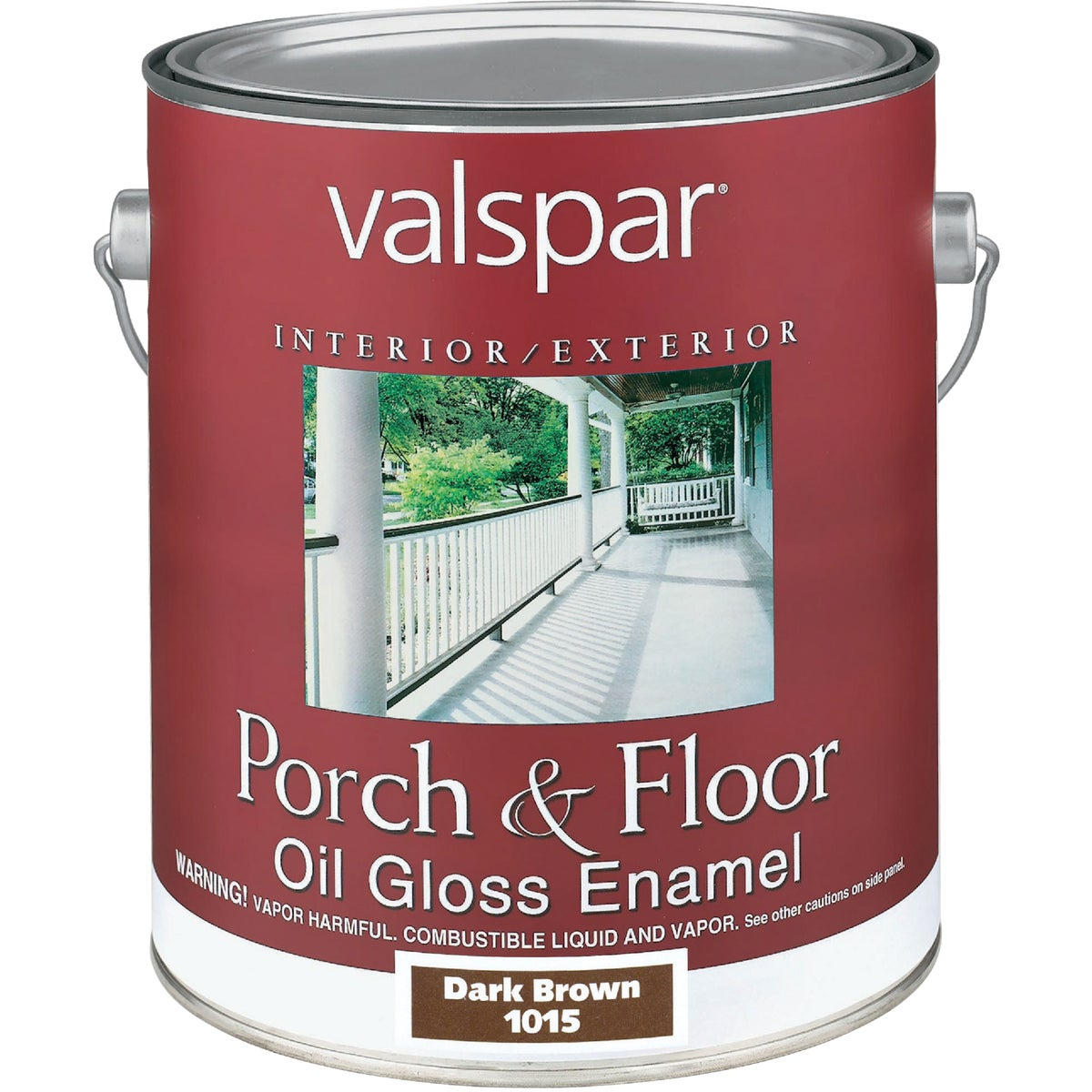 DK BRN OIL FLOOR ENAMEL - 027.0001015.007 by Valspar Corp