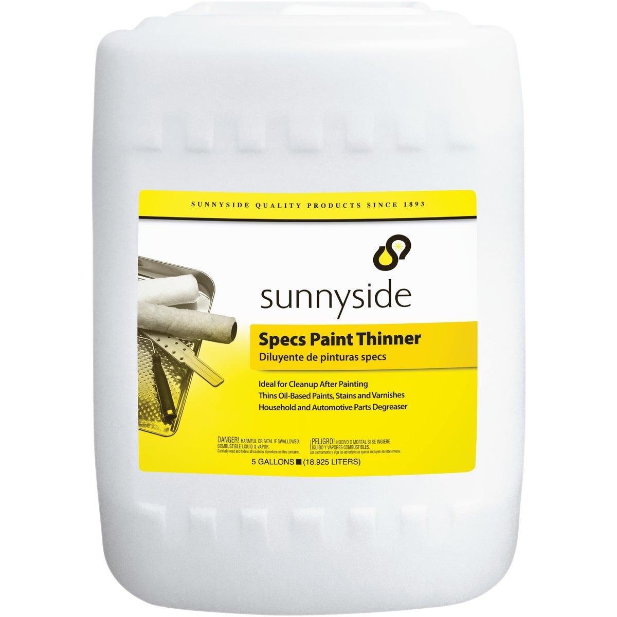Sunnyside Corp. 5GAL PAINT THINNER 704G5