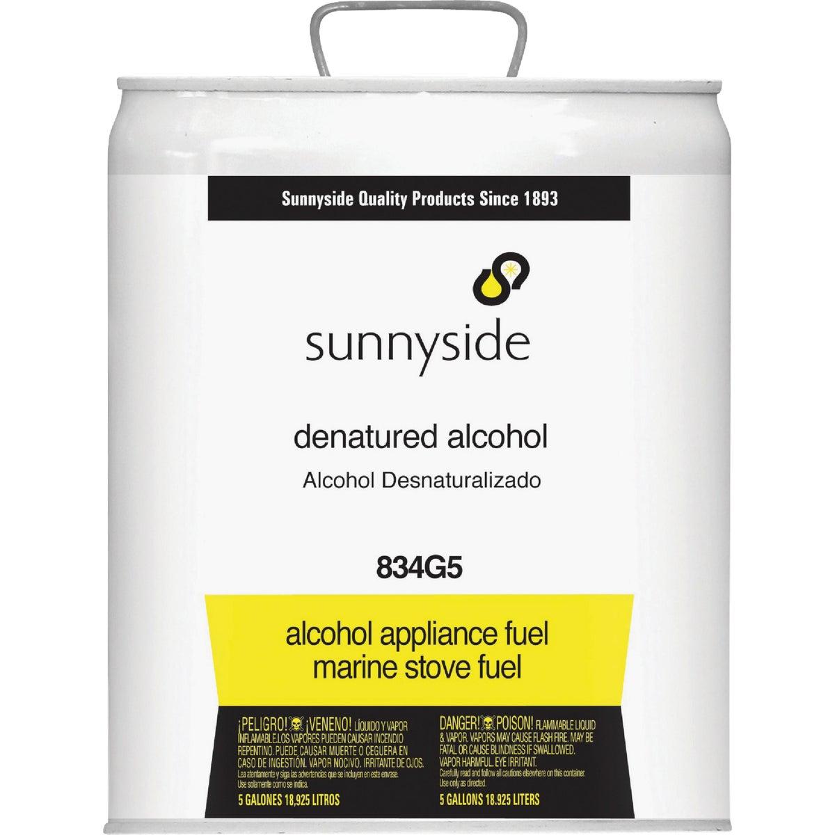 Sunnyside Corp. DENATURED ALCOHOL 834G5