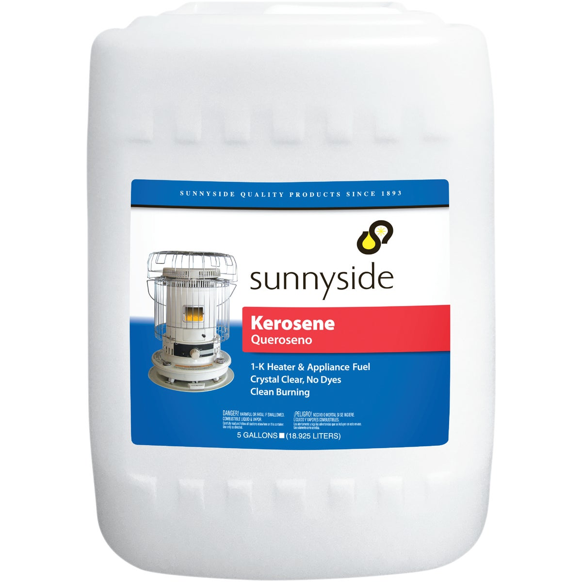 Sunnyside Corp. 5GAL K1 GRADE KEROSENE 801G5