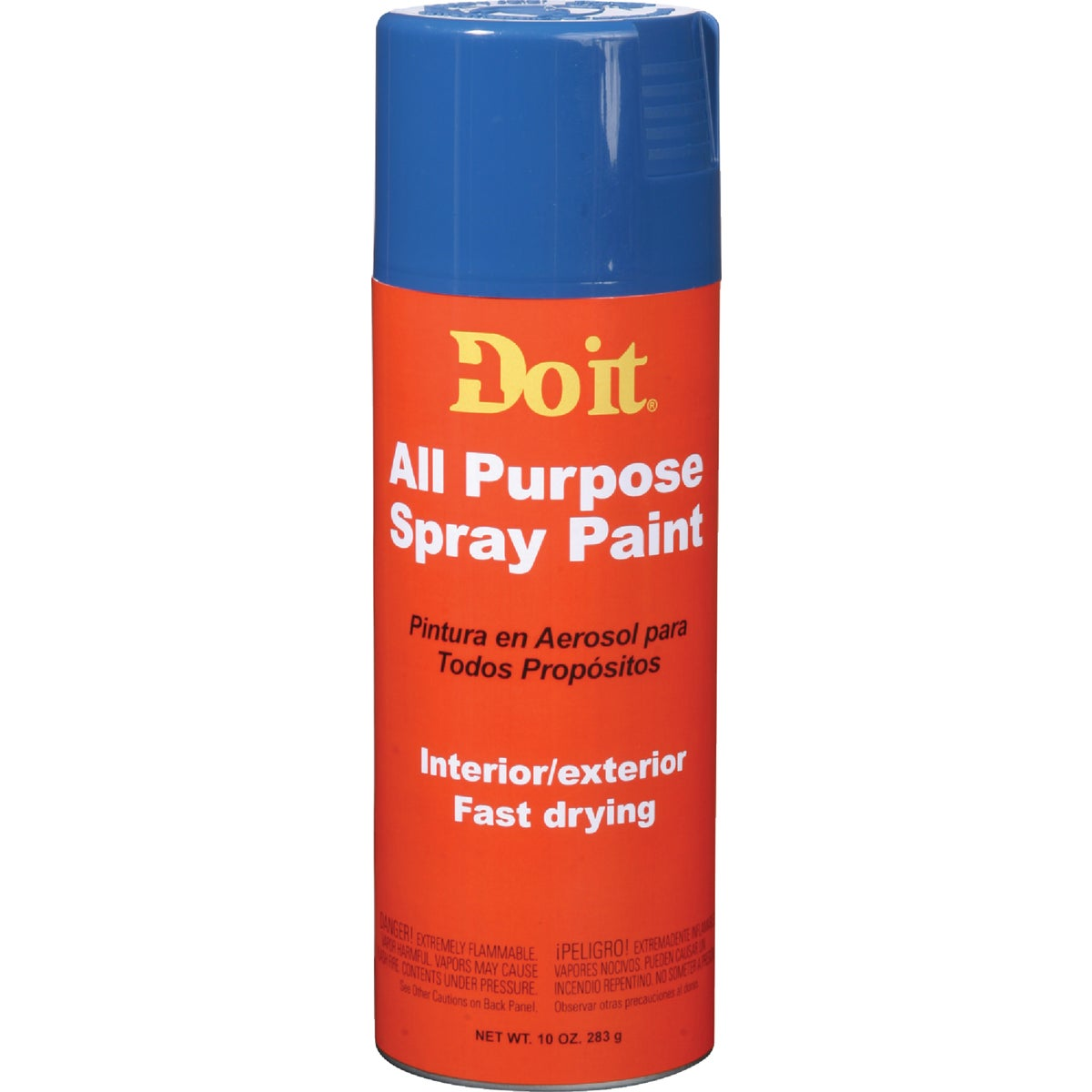 BLUE A/P SPRAY PAINT