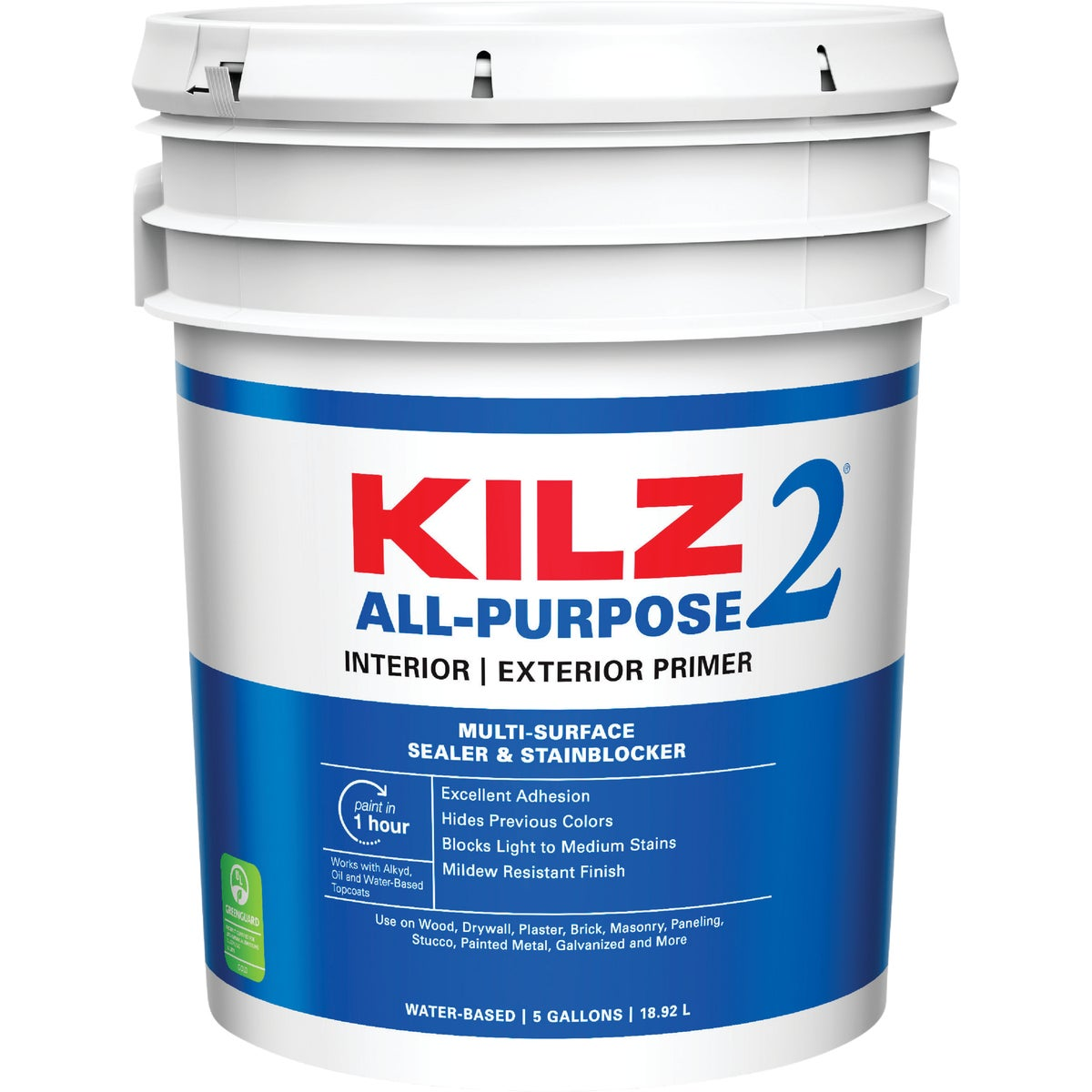 KILZ 2 INT/EX LTX PRIMER - 20000 by Masterchem