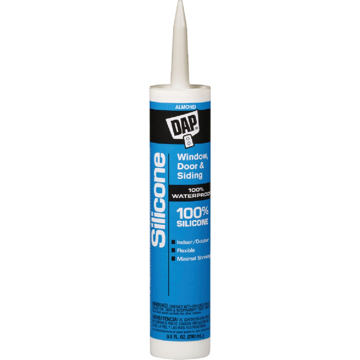 ALMOND SILICONE SEALANT - 08649 by Dap Inc