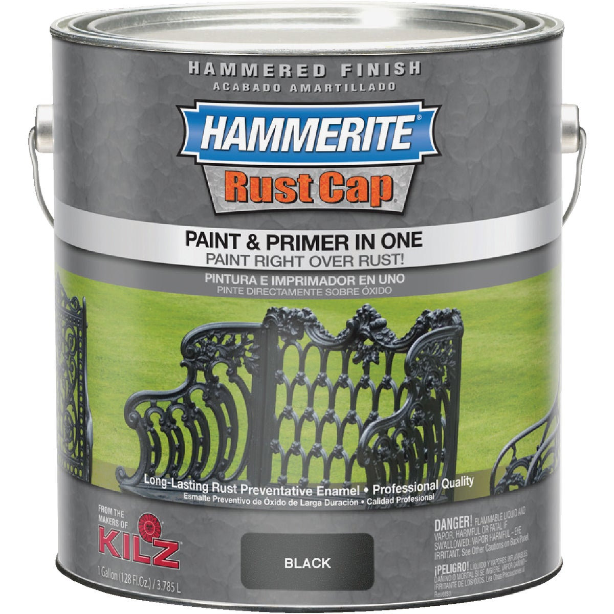BLACK HAMMERED PAINT - 45140 by Masterchem
