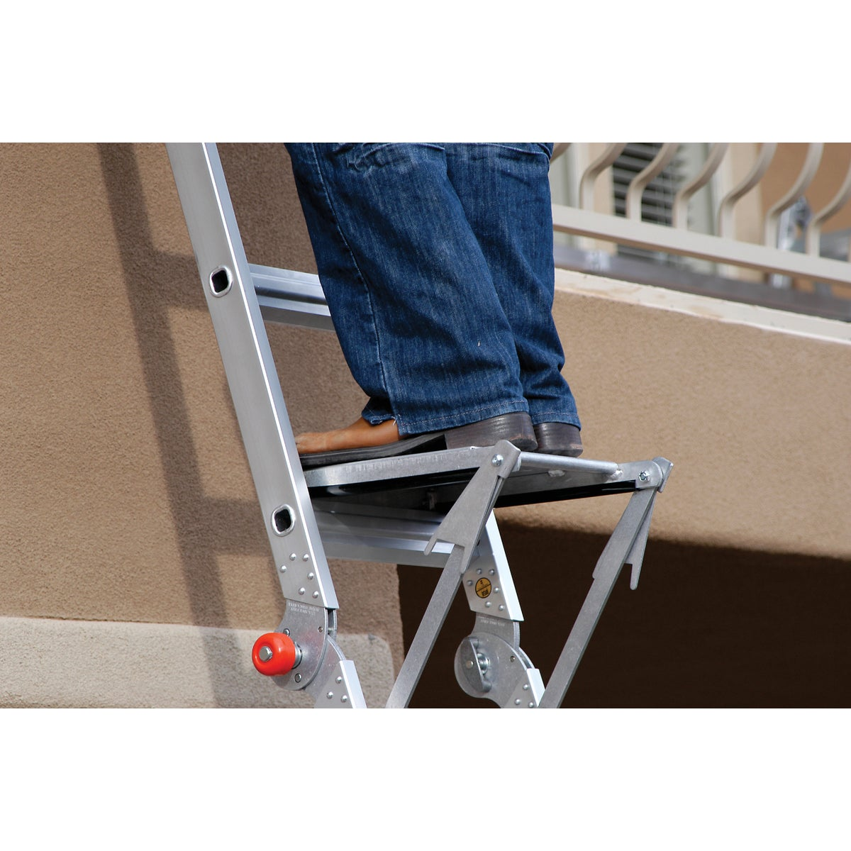 T1A WORK PLATFORM - 10104 by Wing Enterprises Inc