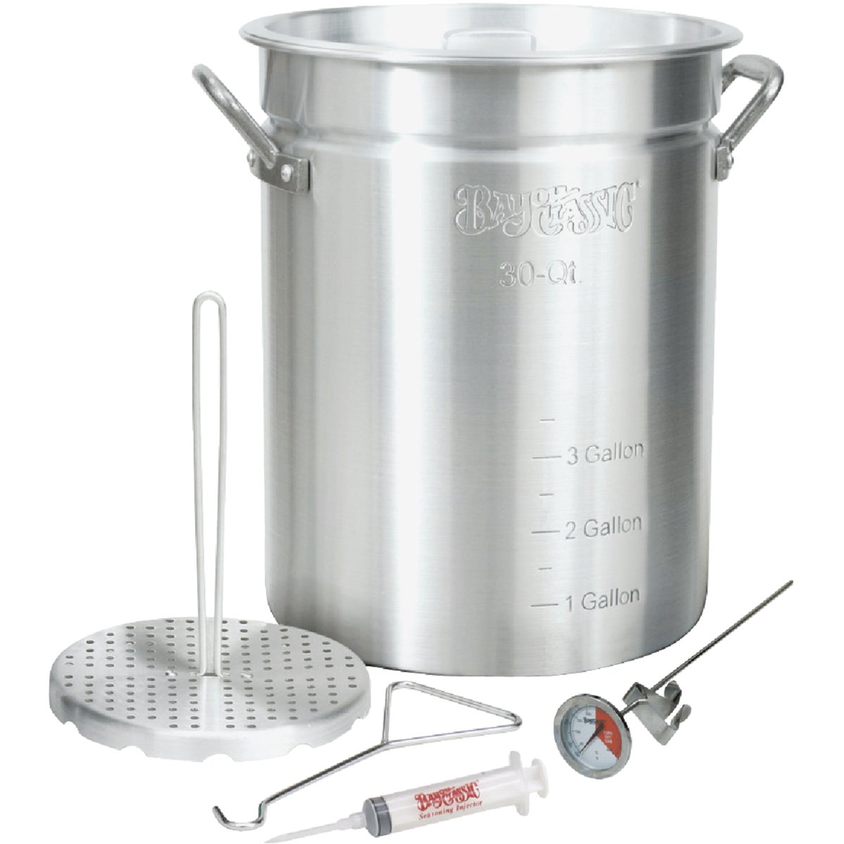 30QT TURKEY FRYER POT - 3025 by Barbour Intl