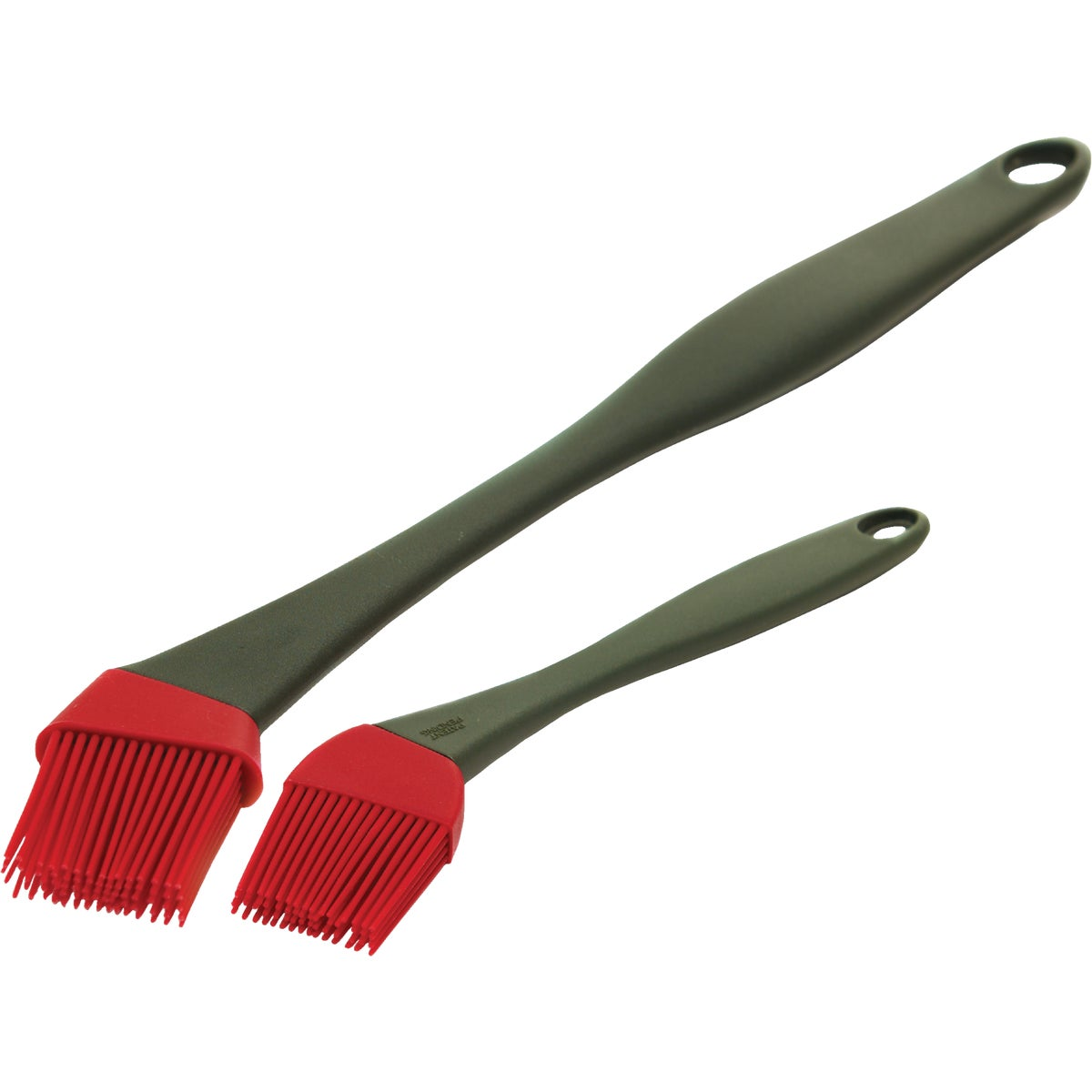 2PC SILICN BASTING BRUSH - 41090 by Onward Multi Corp Y1