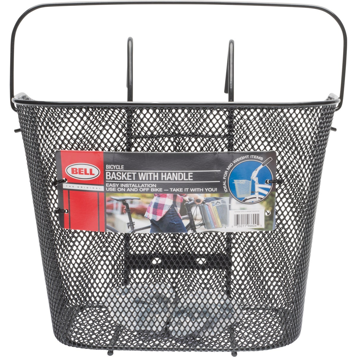 QUIK REL HNDLBAR BASKET - 7015861 by Bell Sports