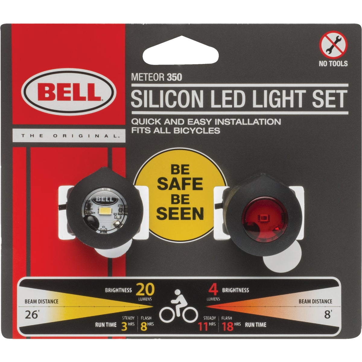 LED LIGHT SET - 7015569 by Bell Sports