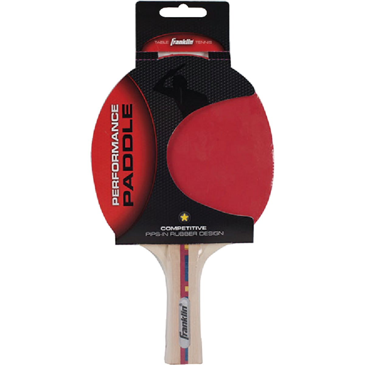 DELX TABLE TENNIS PADDLE - 2204 by Franklin Sports