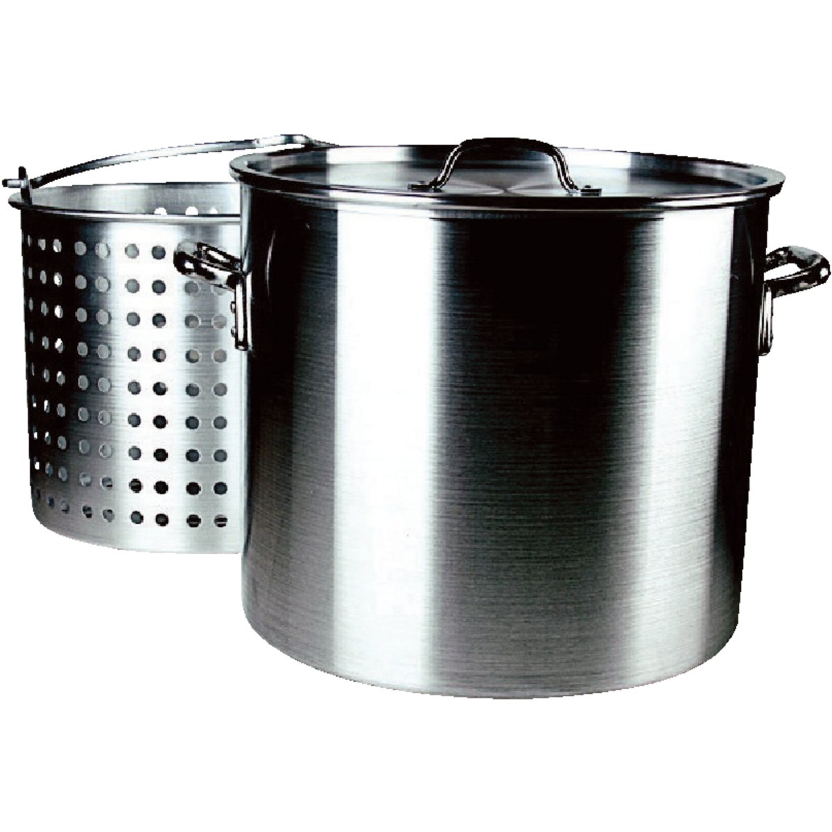 60QT ALUMINUM POT - WG-RPB1060 by Kamach LLC