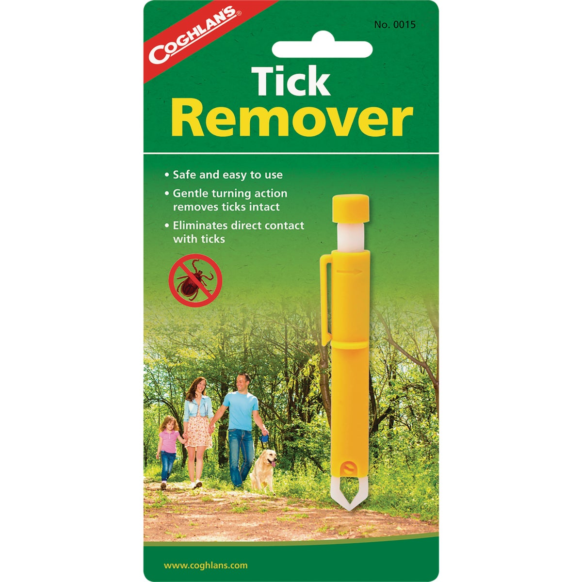 TICK KEY - PN-81002 by Colby Martinson