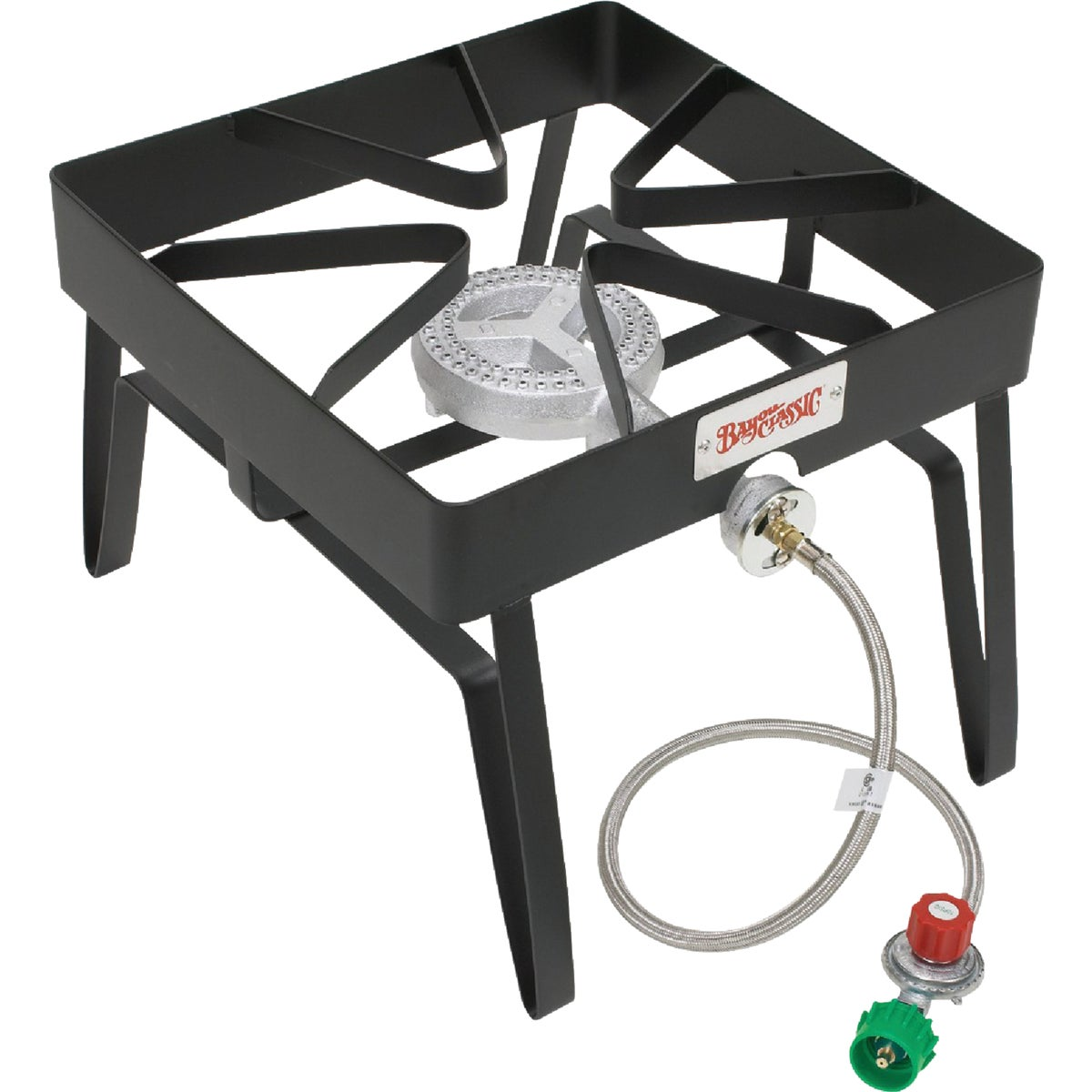 OUTDOOR PATIO STOVE