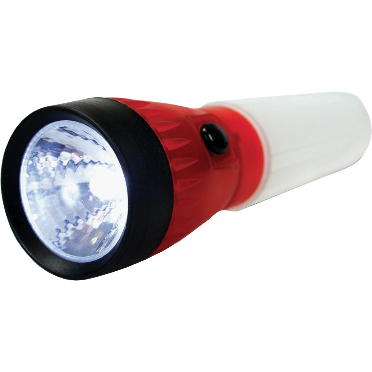 RED GLOW LED FLASHLIGHT - LG141 by Life Gear