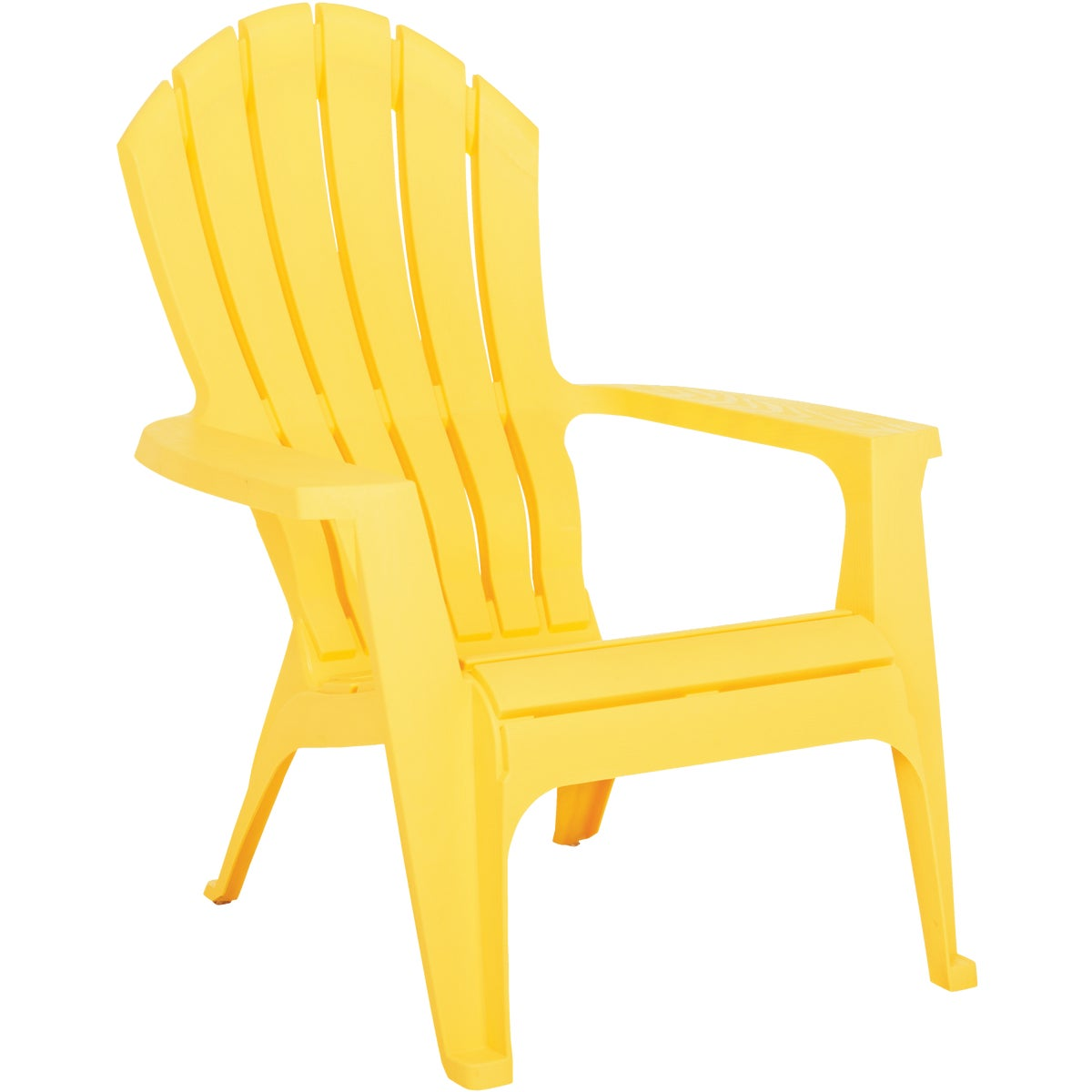 YELLOW ADIRONDACK - 8371-19-4708 by Adams Mfg Patio Furn