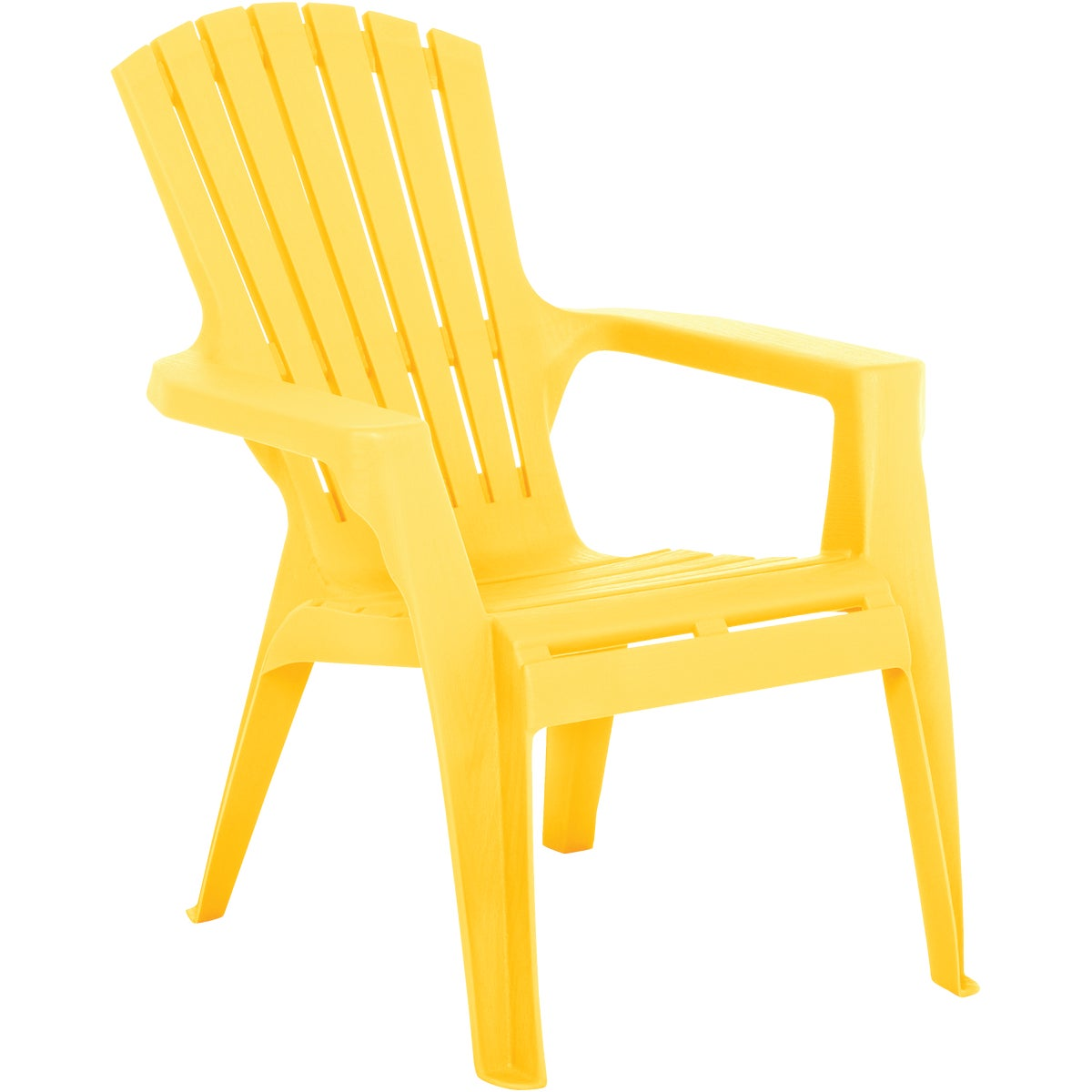 YELLOW KIDS ADIRONDACK - 8460-19-4748 by Adams Mfg Patio Furn