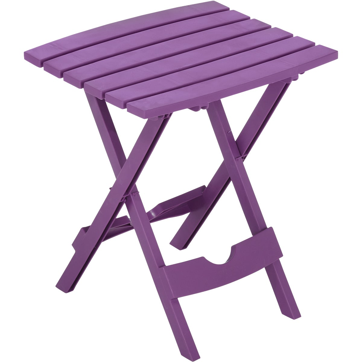 VIOLET QK FOLD TABLE - 8500-12-4748 by Adams Mfg Patio Furn