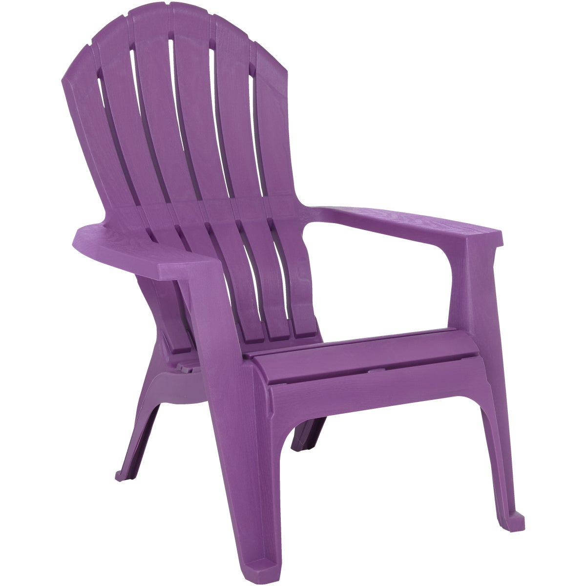 BRT VIOLET ADIRONDACK - 8371-12-4708 by Adams Mfg Patio Furn