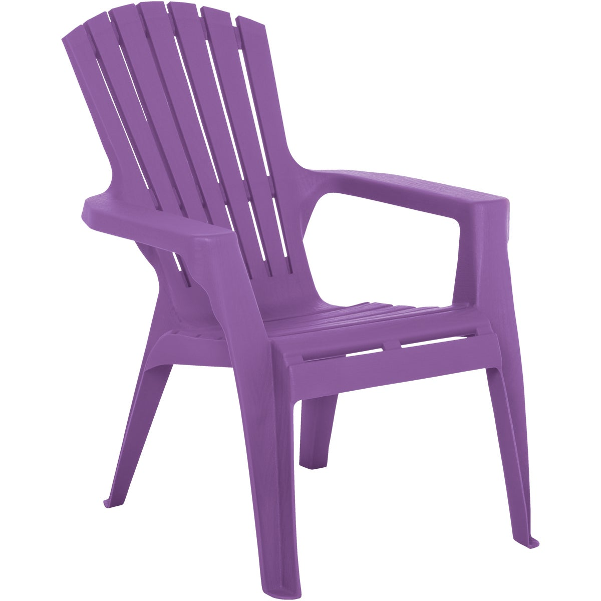 VIOLET KIDS ADIRONDACK - 8460-12-4748 by Adams Mfg Patio Furn