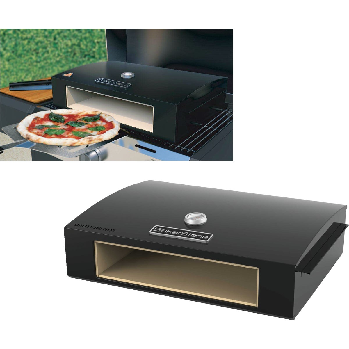 BAKERSTONE BX/PIZZA OVEN - 031513-02 by Bakerstone International