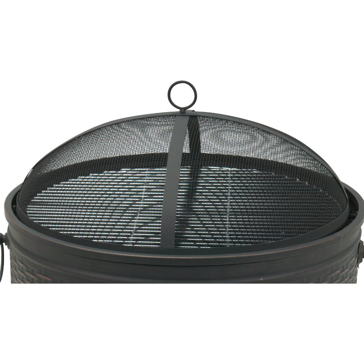 22.4X6.7 FIRE PIT COVER