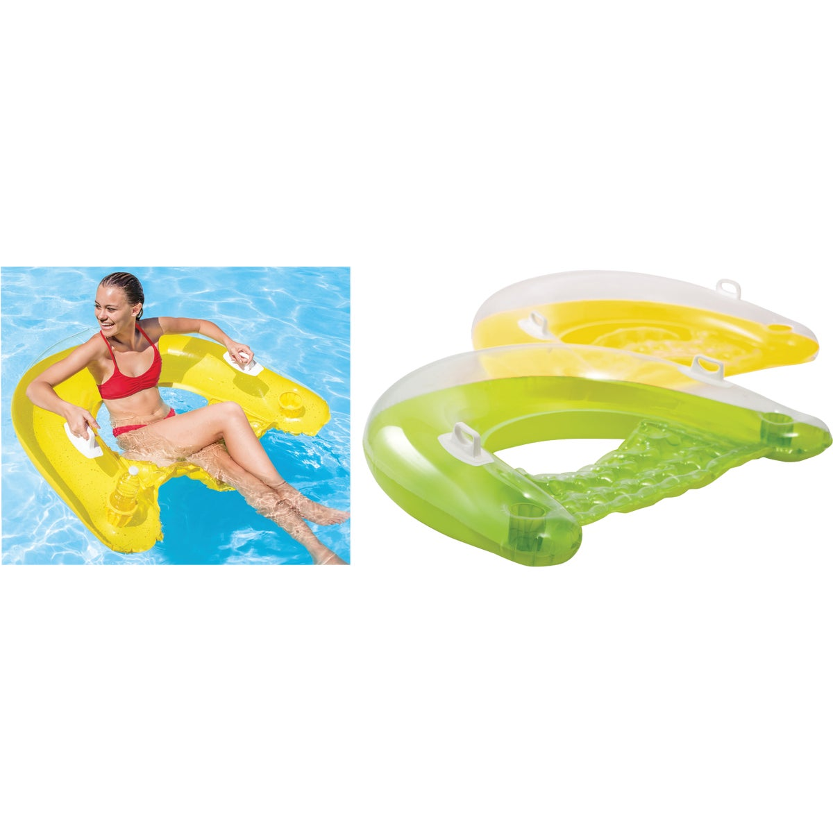 SIT N FLOAT - 58859EP by Intex Recreation