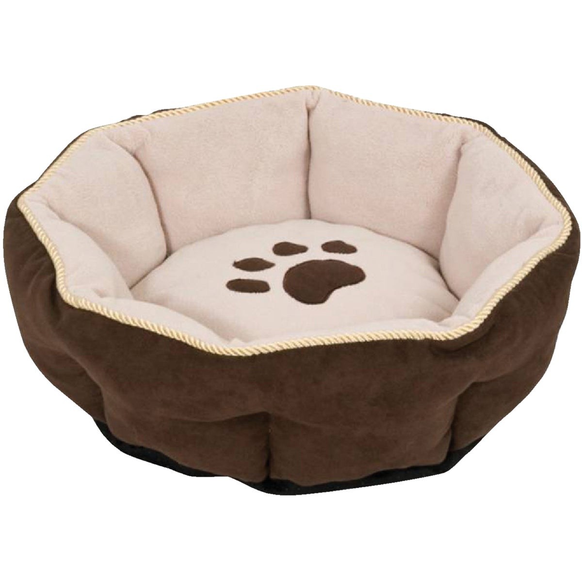 "18"" ROUND PET BED - 26542 by Petmate Doskocil"
