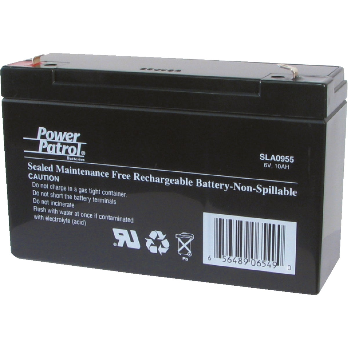 Exit Light Security System Battery