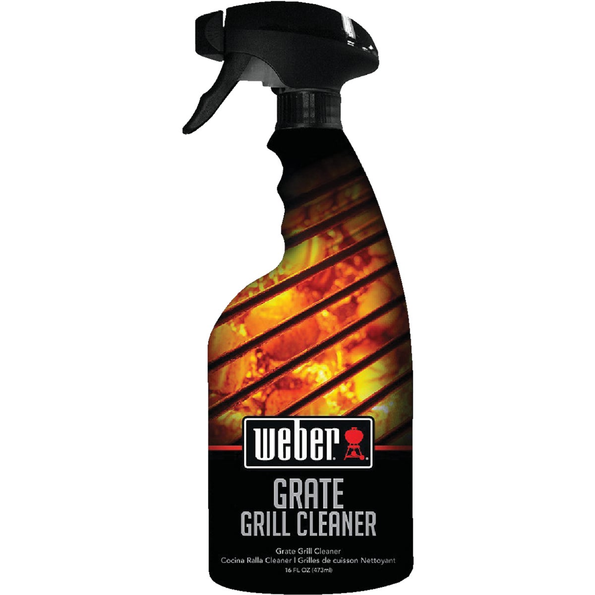 16OZ WEBER GRATE CLEANER - W61 by Bryson Industries